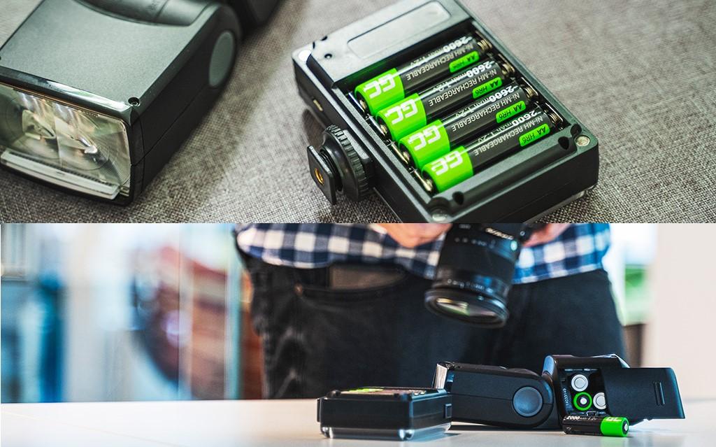 Proč stojí za to vyměnit běžné baterie za dobíjecí?