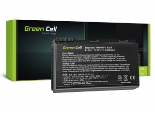 Green Cell AC08 Baterie Acer GRAPE32/GRAPE34/BT.00603.029/BT.00604.015/BT.00605.014 4400 mAh Li-ion - neoriginální