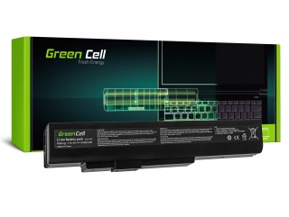 Green Cell MS04 Baterie MSI A6400 CR640 CX640 MS-16Y1 4400mAh Li-ion - neoriginální
